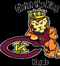 Image result for christ the king royals